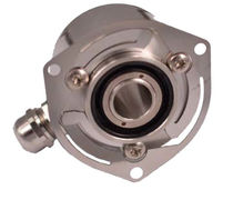 Incremental rotary encoder / hollow-shaft / stainless steel