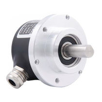 Absolute rotary encoder / solid-shaft / IP65 / IP67