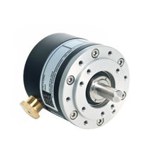 Absolute rotary encoder / solid-shaft / explosion-proof