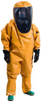 Fire-retardant coveralls / chemical protection / PVC