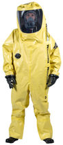 Chemical protection coveralls / PVC