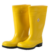 Laboratory safety boots / anti-static / in plastic