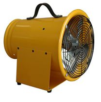 Air blower / single-stage / axial / for ventilation