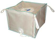 Fabric tank / fluid collection / horizontal
