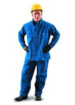 Arc protection coveralls / chemical protection / breathable