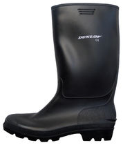 Construction safety boots / mechanical protection / in plastic