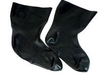 Fire-retardant socks / synthetic