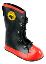 Construction safety boots / rubber