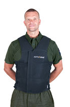 Thermal protection vest