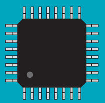 16-bit microcontroller / for automotive applications / low-power