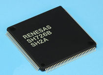 RISC microprocessor / general purpose / ultra-rapid
