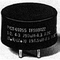 Wire-wound inductor / shielded / power / RF