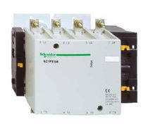 Reversing contactor / electromagnetic / 4-pole