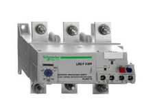 Thermal protection relay / panel-mount / three-phase / AC