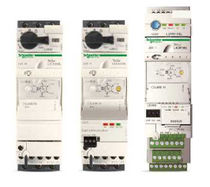 Power control relay / DIN rail