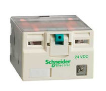 480 Vac electromechanical relay / DIN rail