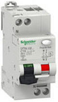 Voltage residual current circuit breaker / molded case