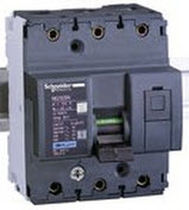 Earth-leakage circuit breaker / molded case / miniature / high-performance