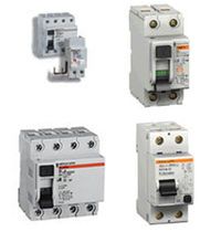 Power residual current circuit breaker / molded case