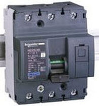 Electrically isolating circuit breaker / modular / molded case / motor protection