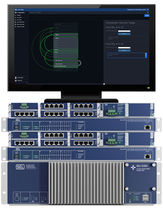 Web-managed network switch / 16 ports / Ethernet / rack-mount