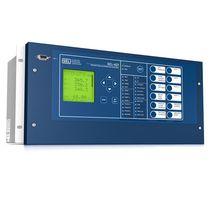 Voltage control relay / programmable / adjustable / configurable
