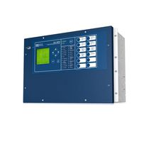 Over-current monitoring relay / temperature / three-phase / adjustable