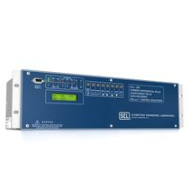Over-current protection relay / programmable / three-phase