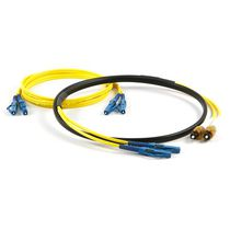 Optical data cable / rugged / single-mode