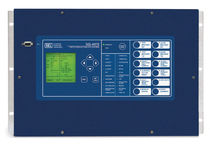 Phase protection relay / three-phase / panel-mount / programmable