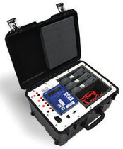 Lead analyzer / power quality / portable / with data logger
