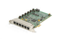 PCIe interface card / serial / RS-485 / RS-232