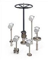 Gas density meter