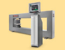 Thickness measuring system / X-ray