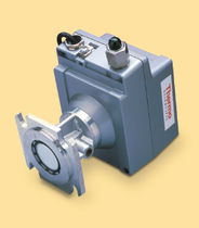 Microwave flow switch / for bulk materials / non-invasive