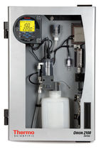 Fluoride analyzer / for integration / in-line / continuous