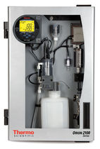 Dissolved ammonia analyzer / for integration / in-line