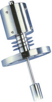 Rolling ball viscometer / process / in-line