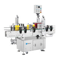 Automatic labeler / high-speed / in-line / side