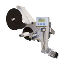 High-speed label applicator