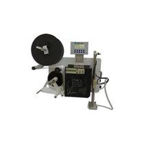 Single-color label printer-applicator / for labels / RFID label / cardboard