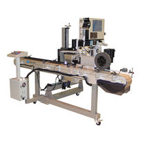 Single-color label printer-applicator / for labels