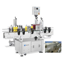 Automatic labeler / high-speed / in-line / for bottles