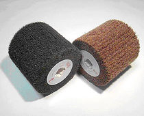 Circular brush / polishing / abrasive / deburring