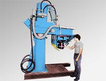 Hot marking machine / pneumatic