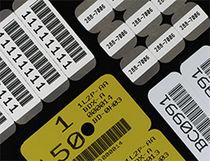 Printable label / metal