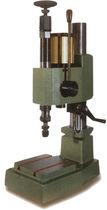 Impact marking and riveting pneumatic press