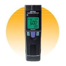 Infrared thermometer with LCD display / mobile / with laser pointer / industrial
