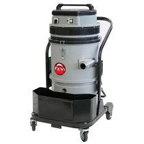 Liquid vacuum cleaner / single-phase / industrial / mobile
