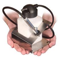 Mobile mini blasting machine / suction / manual